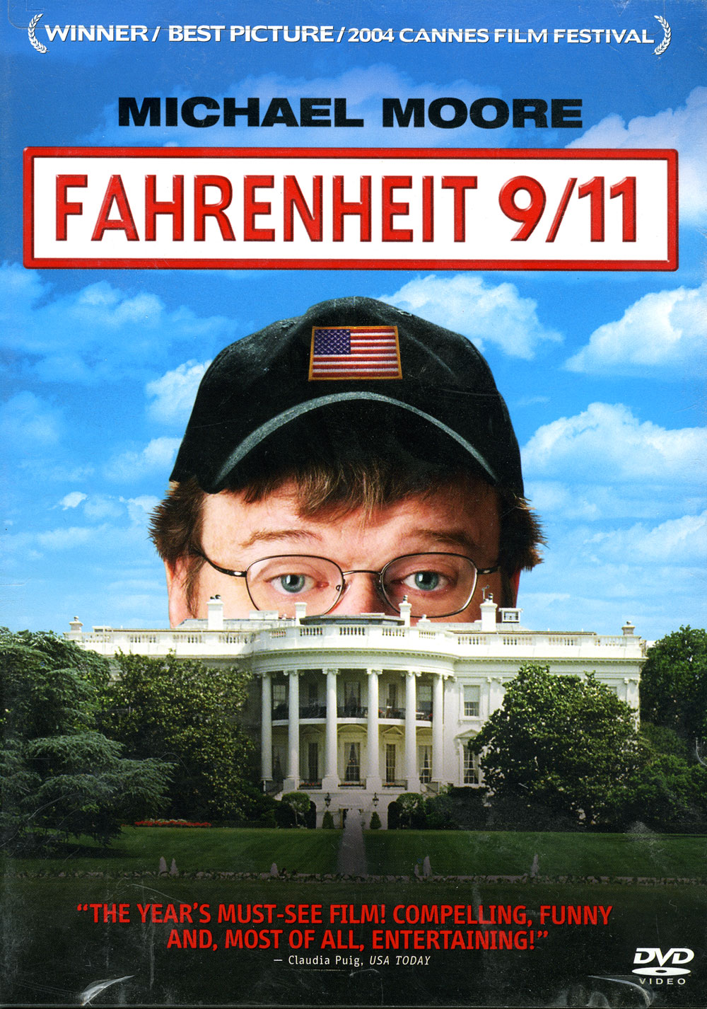 analysis of farenheit 911 In fahrenheit 9/11, michael moore's potent and infuriating fight-the-power documentary, the most memorable indictment comes early on it's the moment you've heard about, but probably never .