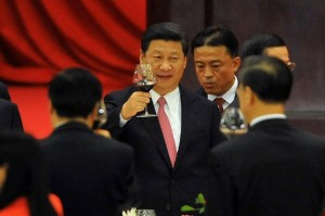 China's president Xi Jinping: capitalism, Beijing-style. (forbes.com)