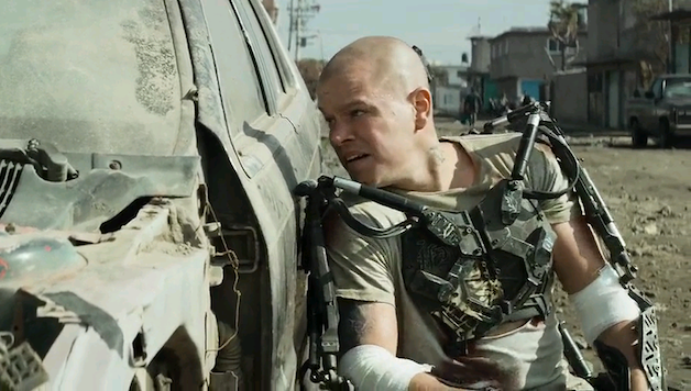 """poverty and elysium Tag: poverty elysium could be our future on the weekend i saw the new film """"elysium"""" starring matt damon i was blown away by it and its social commentary ."""