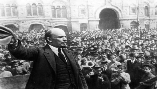 Lenin's april theses