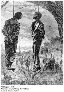 KKK lynching