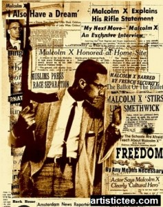 an introduction to the life and racism of malcolm x Review major events of malcolm x's life from self-hating racism detractors of malcolm x from your introduction was malcolm's reinvention.