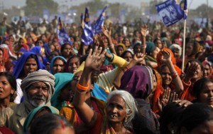 Dalit voters (Photo: AP)