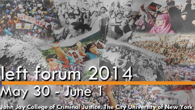 Left-Forum-2014
