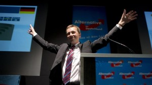Alternative für Deutschland Party Leader Bernd Lucke