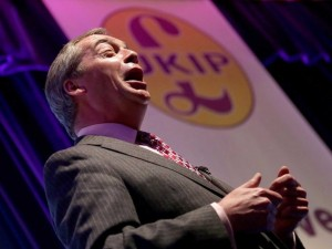Nigel Farage of UKIP (Photo: Getty Images)