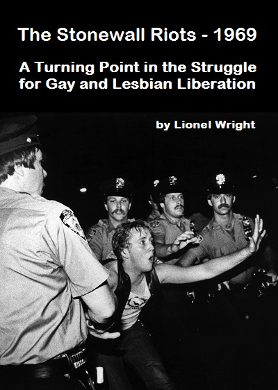 from Shawn stonewall the riot that sparked gay revolution