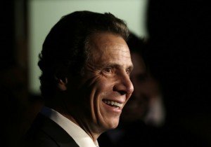 New York Gov. Andrew Cuomo on Oct. 23, 2013. (Photo: Mike Groll / AP)