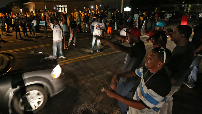 """All Out to Ferguson\'s Coming """"Weekend of Resistance"""" — Oct. 10-13 ..."""