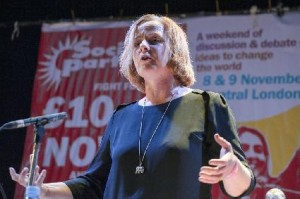 Ruth Coppinger, Socialist Party (CWI in Ireland) TD