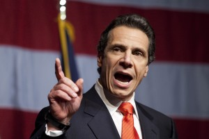 Cuomo average donation: $70,723. Photo: Getty Images