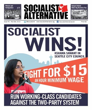 Socialist Alternative Issue #2