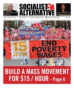 Socialist Alternative Issue #4
