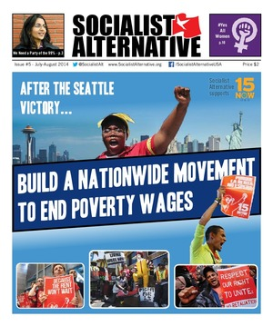 Socialist Alternative Issue #5