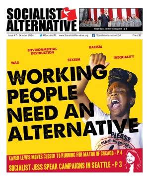Socialist Alternative Issue #7