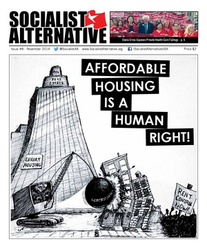 Socialist Alternative Issue #8