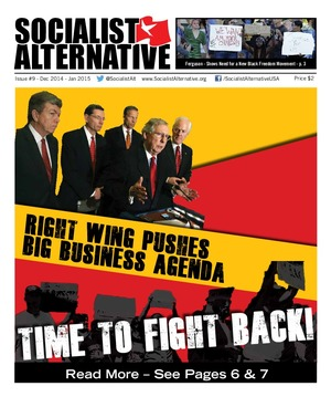 Socialist Alternative Issue #9
