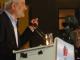 Former SYRIZA President Speaks in Athens