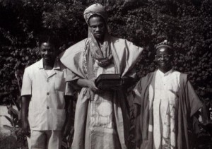 Malcolm X in Africa, 1964