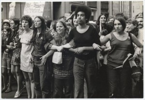 March on August 26th, 1970 (Photo: Diana Davies)