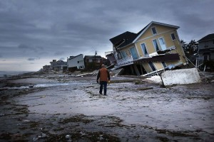 The aftermath of Hurricane Sandy (Photo: Spencer Platt)