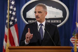 Attorney General Eric Holder (Photo: Chip Somodevilla 2015 / Getty Images)