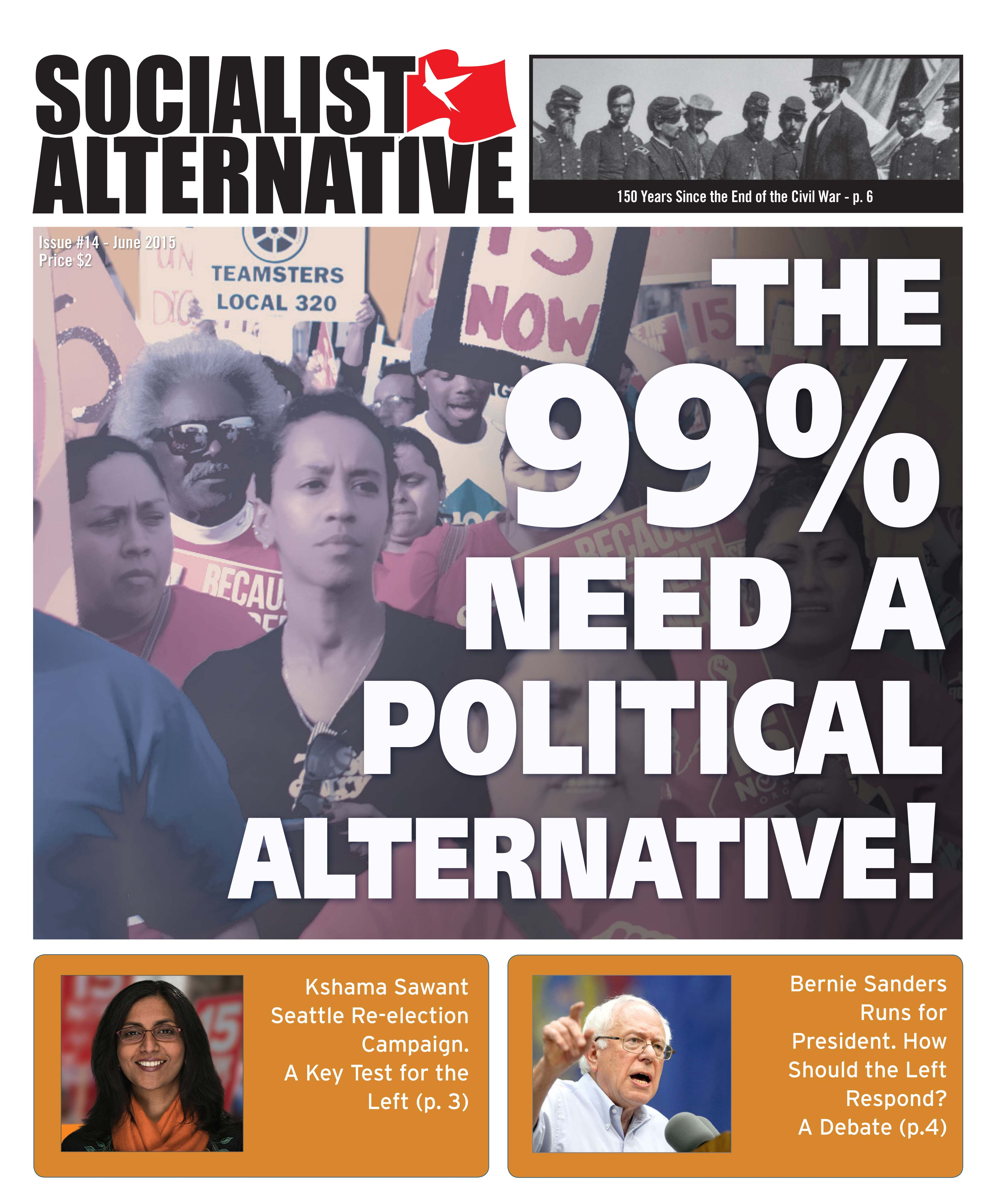 Socialist Alternative Issue #14