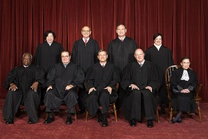 The Roberts Court, 2010 - (Photo: Public Domain)