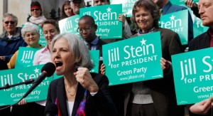 Jill Stein ran for president with the Green Party in 2012 and is running again for 2016 (Photo: AP)