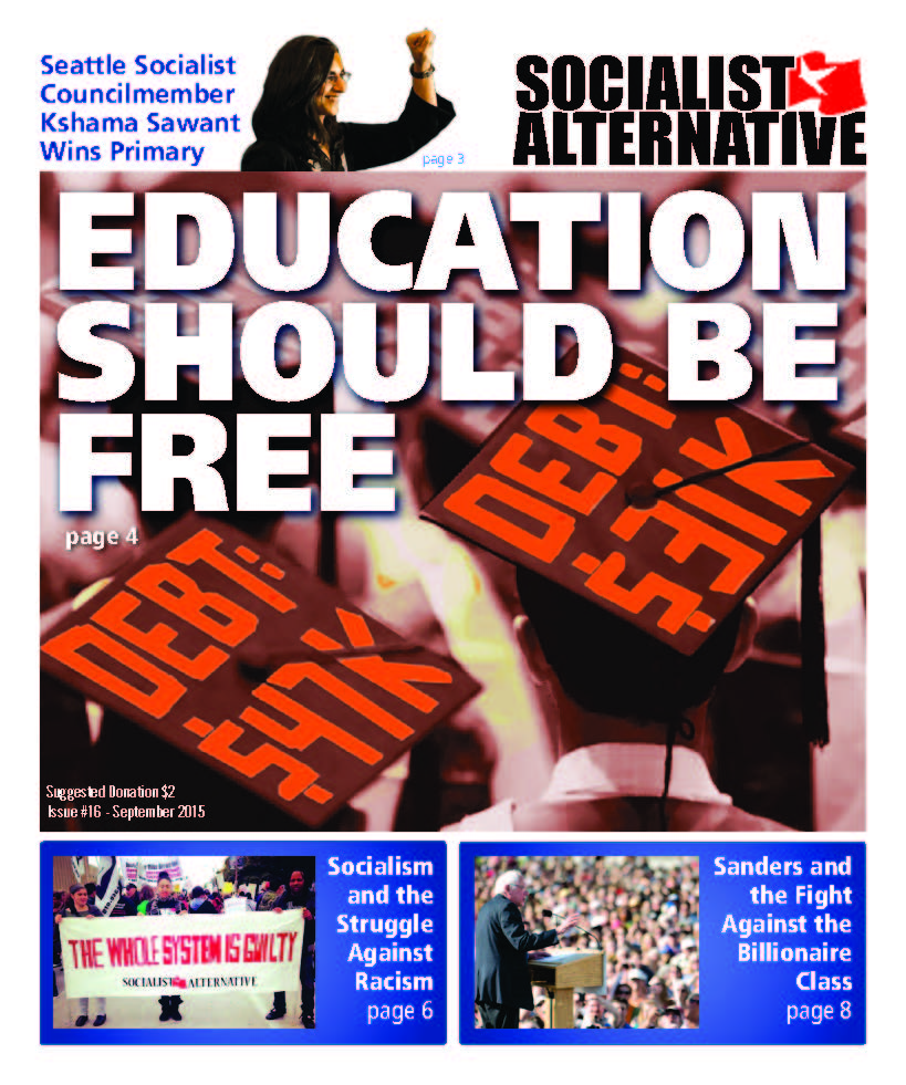 Socialist Alternative Issue #16