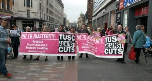 Scottish TUSC fighting for a 100% socialist and anti-austerity alternative