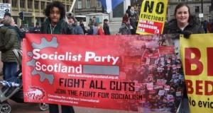 Socialist Party Scotland, Glasgow, April 2014