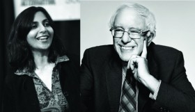 kshama and bernie