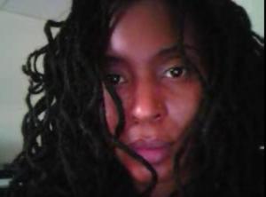 Dee Barnes in a YouTube screenshot