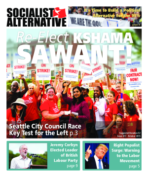 Socialist Alternative Issue #17