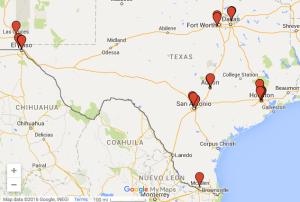 NARAL Pro-Choice Texas: Abortion Clinics in Texas, 4/16/2016