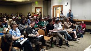 Beyond Bernie Berkeley, CA meeting.