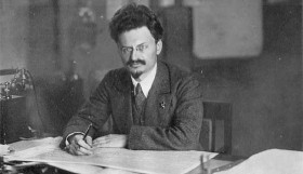 Leon Trotsky. Image via Wikipedia
