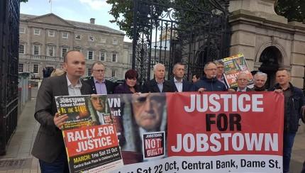 jobstown-protest-banner