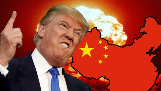 Trump Accepts China And USA Are In Hot Waters With Each Other