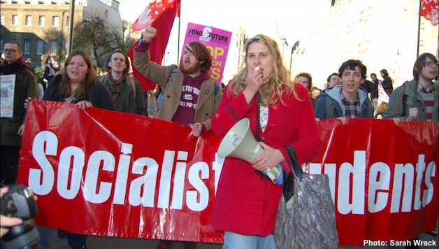 Anti-austerity movement in the United Kingdom