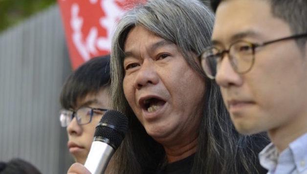 'Long Hair' Leung Kwok-hung.