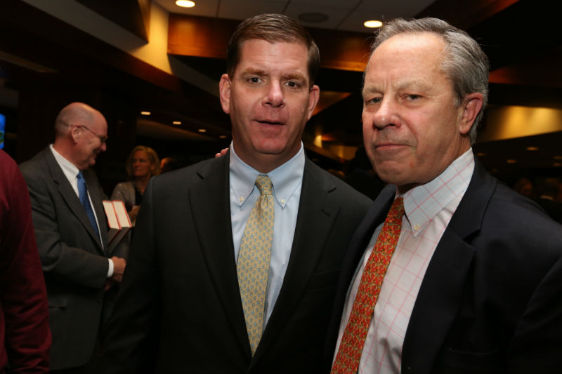 Boston Mayoral Election: A Balance Sheet on Walsh's First Term