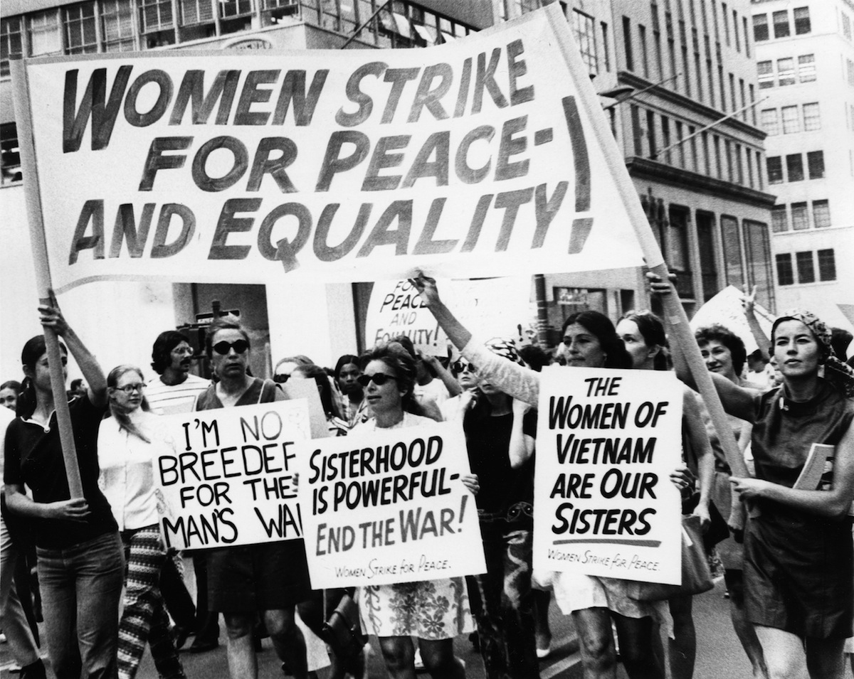 lessons of the mass women s movement of the 60s and 70s