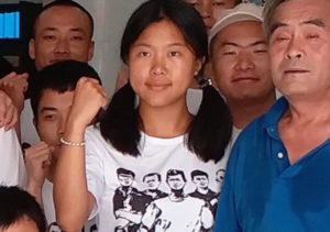 Disappeared left activist Yue Xin is a pioneer of China's #Metoo movement and Jasic supporter.